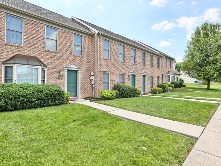 Townhome Rentals in Mechanicsburg | Rockledge Townhomes in Mechanicsburg | PMI |