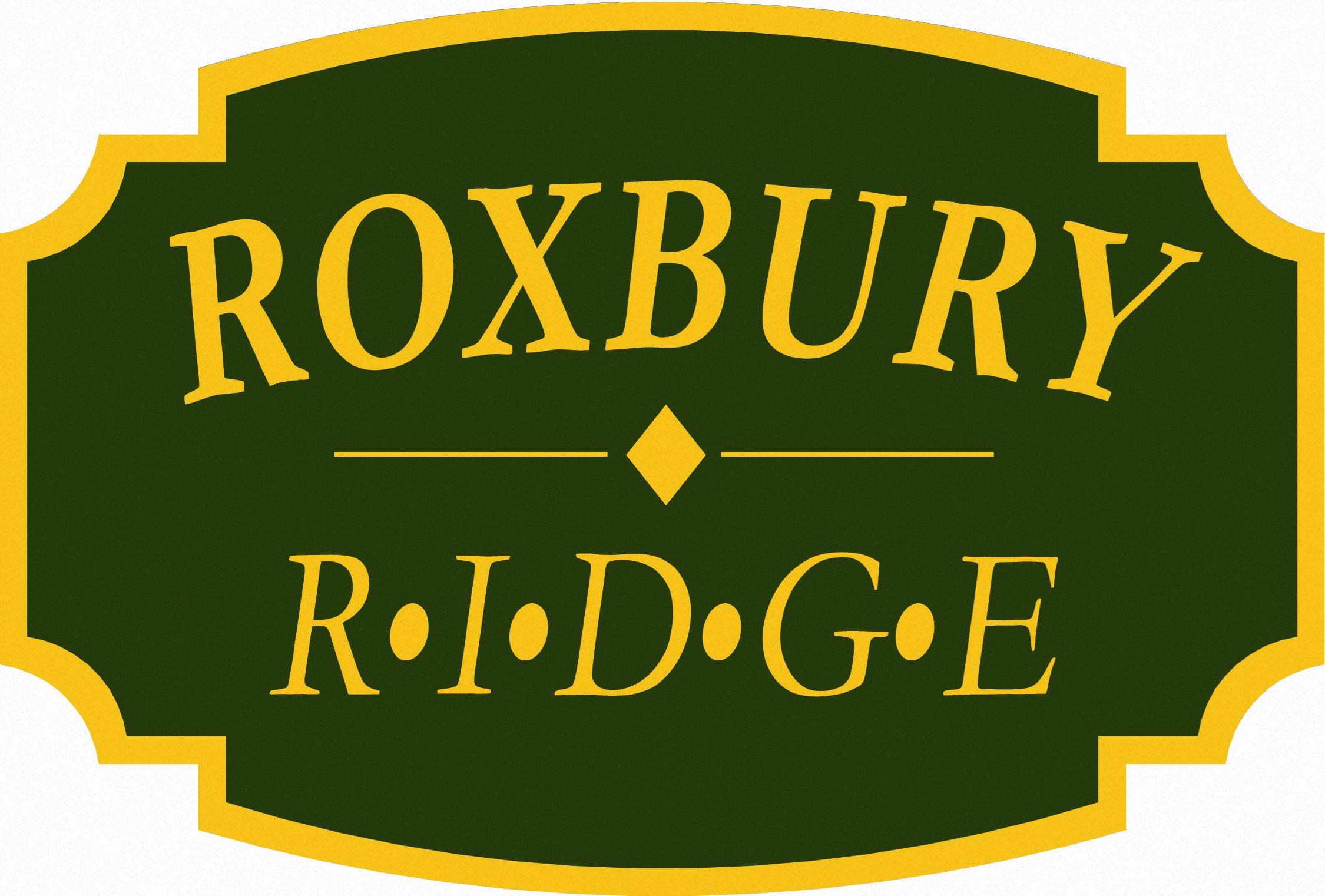 Community Logo | Roxbury Ridge | Property Management, Inc.