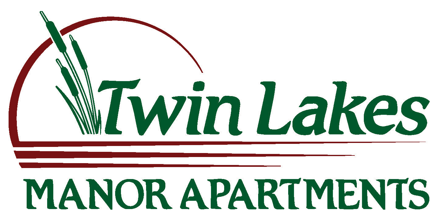 Twin Lakes Manor Apartments Logo in Harrisburg, PA | Twin Lakes Manor Apartments | Property Management, Inc.