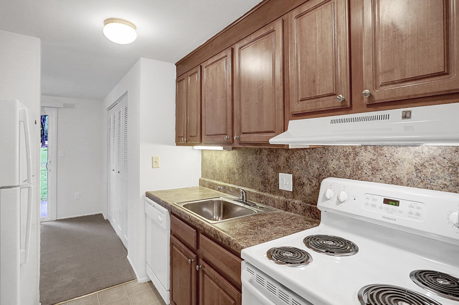 Apartments in Mechanicsburg, PA | Wesley Park Townhouses | Property Management, Inc.