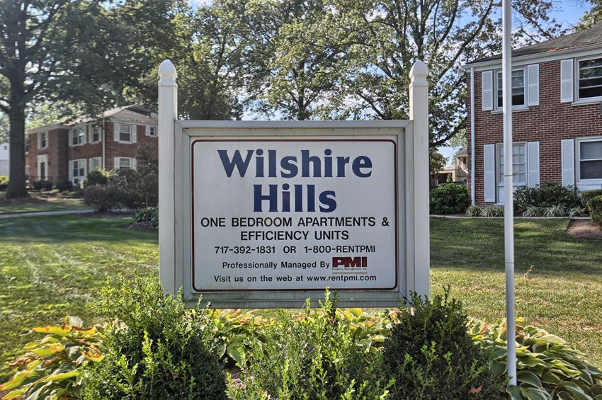 Apartments in Lancaster, PA | Wilshire Hills | Property Management, Inc.