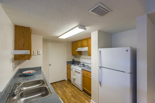 Madelyn Oaks Apartments Kitchen