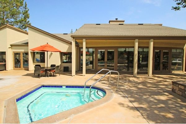 Spa/Hot Tub at Parkview Terrace, Redlands, CA,92373