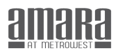 Amara at MetroWest Logo
