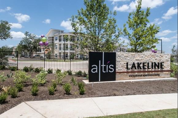Altis Lakeline Apartments Cedar Park Tx