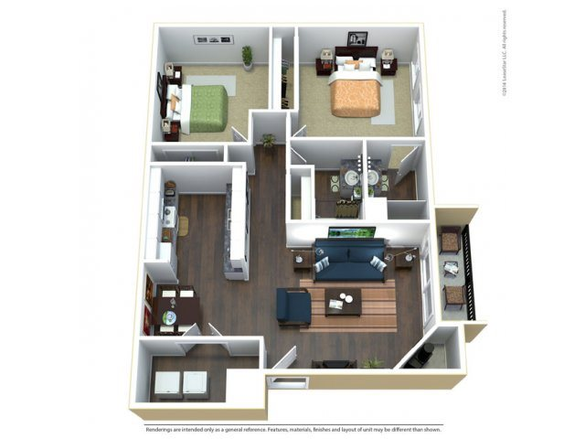 The Viola Floor Plan 4