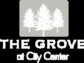 The Grove at City Center Property Logo 8