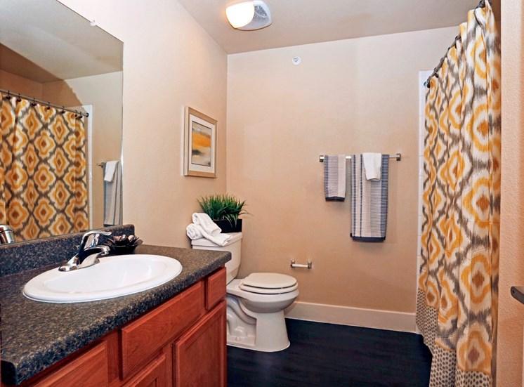 bathroom north austin apartments