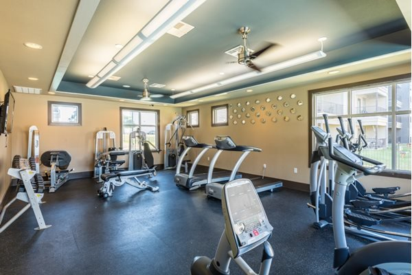 fitness center north austin apartments