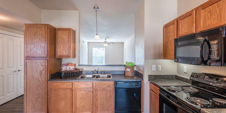 kitchen apartments on ferguson