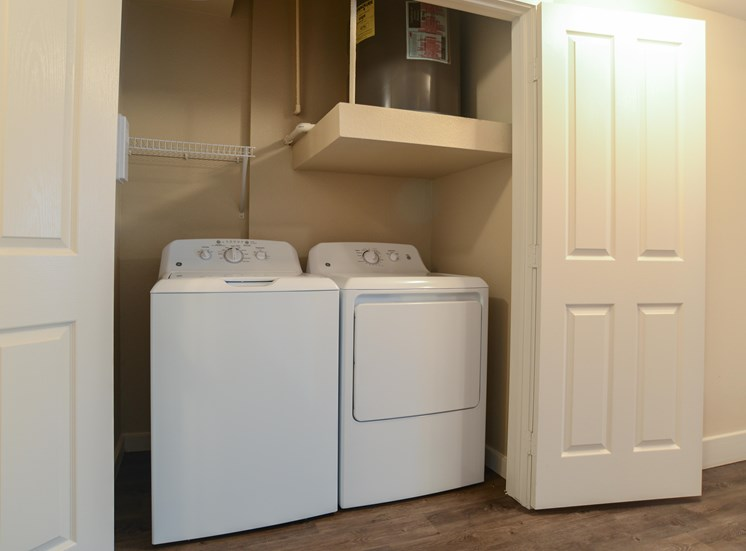 washer dryer north austin apartments