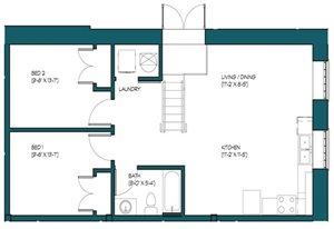 2 Bedroom H.5