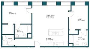 2 Bedroom E.2