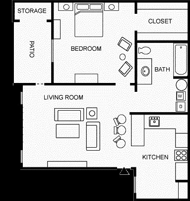1 Floor Plan 1