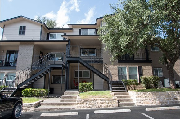 City Summit Apartments, 4041 Medical Drive, San Antonio ...