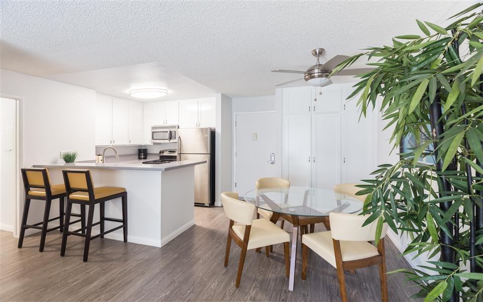 Aspen Apartments in Silverlake, Los Angeles, CA