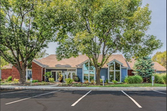 Magnolia Parc Apartments, 8000 Perry Street, Overland Park, KS ...
