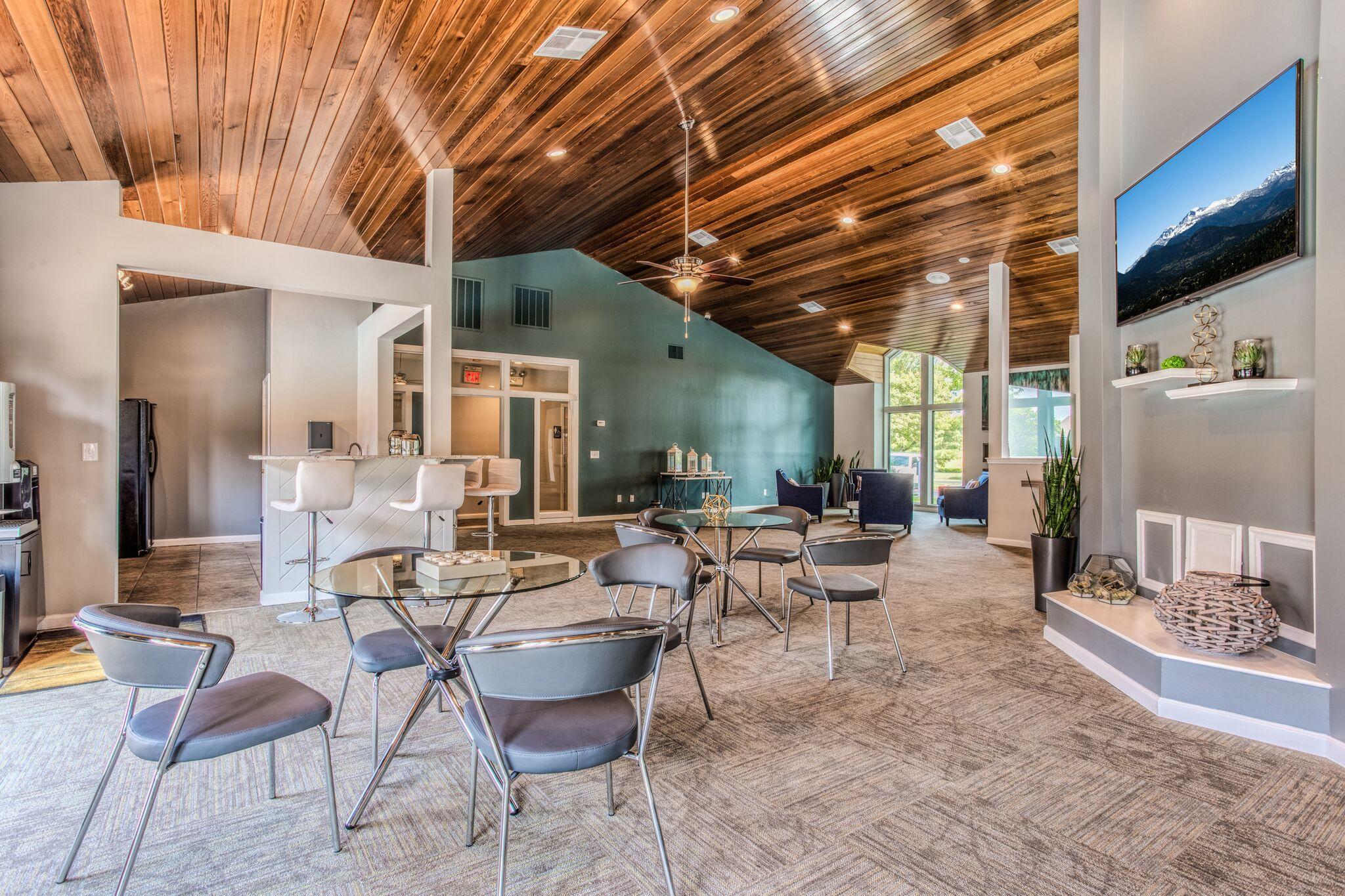 Magnolia Parc Apartments In Overland Park, KS