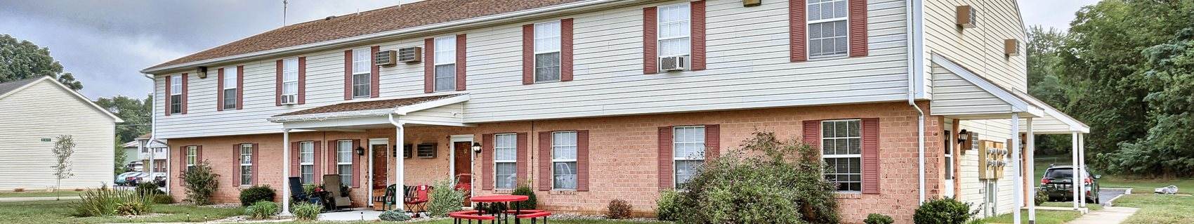 Shippensburg University Housing | Bard Townhouses