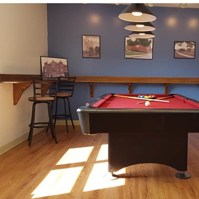 Student Housing Amenities in Shippensburg, PA | Bard Townhouses | Property Management, Inc.