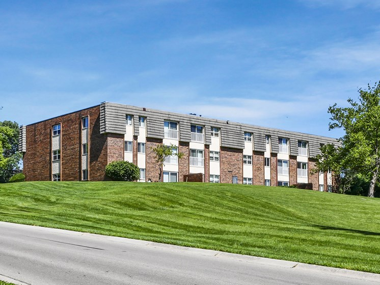 On-Site Maintenance at Carriage Hill Apartment Homes, Hamilton, Ohio