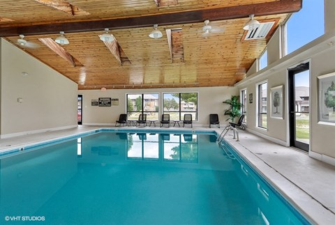 Invigorating Swimming Pool, at Suncrest Apartment Homes, 1135 Suncrest Circle, IN
