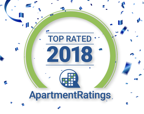 Apartment Ratings Award at Suncrest Apartment Homes, 1135 Suncrest Circle, IN
