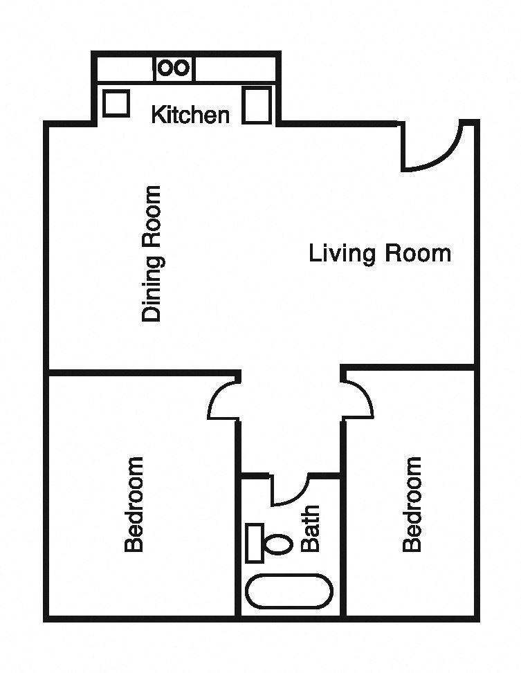 Floorplan C - Mulberry
