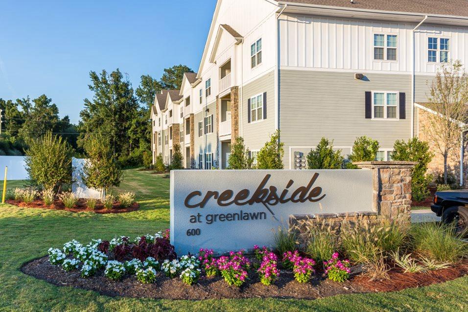 Columbia Apartments Creekside At Greenlawn
