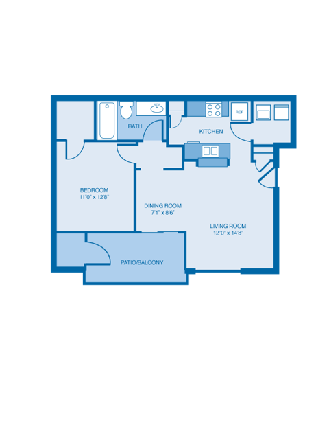 1 bedroom apartments for rent in louisville ky floor plans - 1 bedroom apartment louisville ky ...