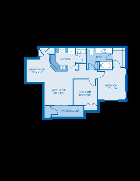 Starina Floor Plan 4