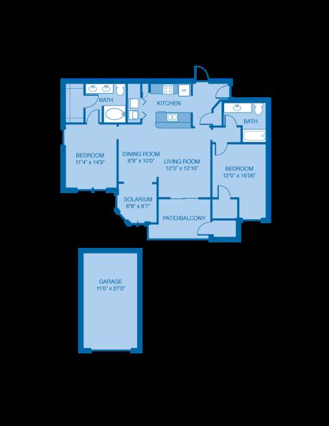 Grandview Floor Plan 8