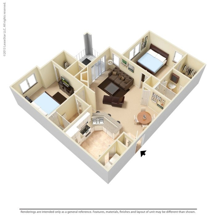 Willow Oak Floor Plan 2