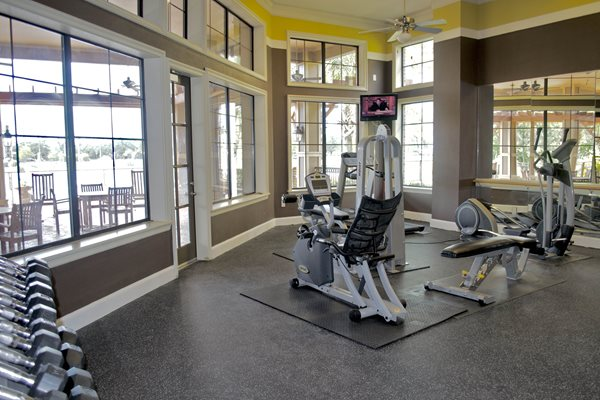 Apartment Gym 77379