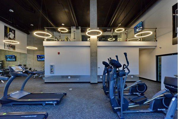 Cardio Equipment, at Block C Apartment Homes, San Marcos, CA 92078
