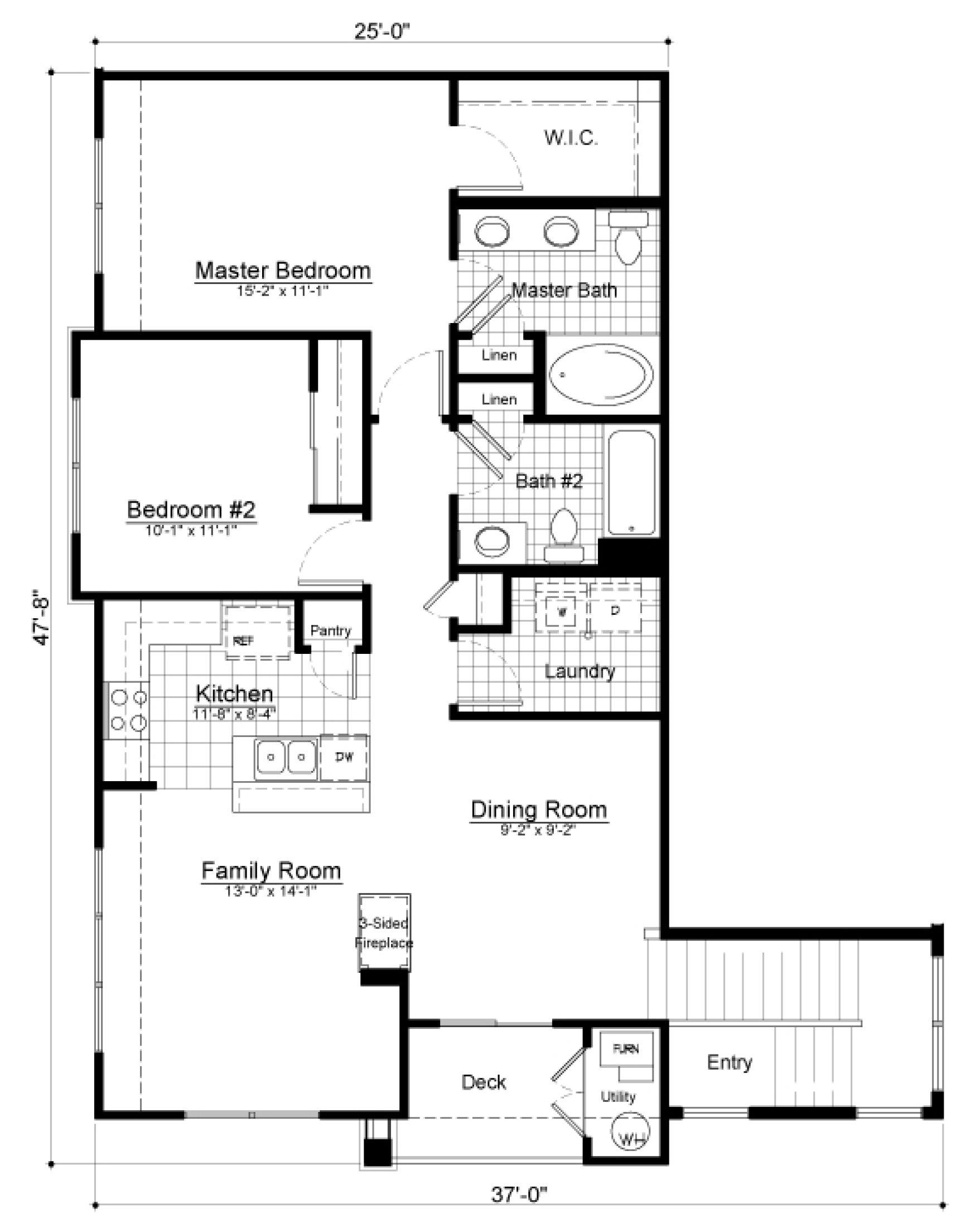 2 Floor Plan 4