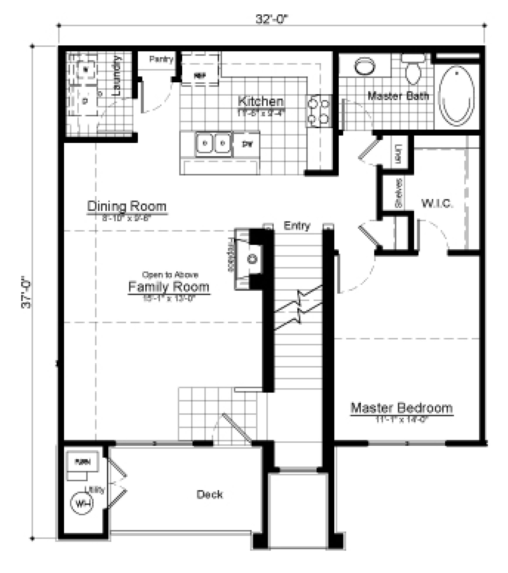Floor Plans Of Maple Leaf Apartments In Arvada, CO