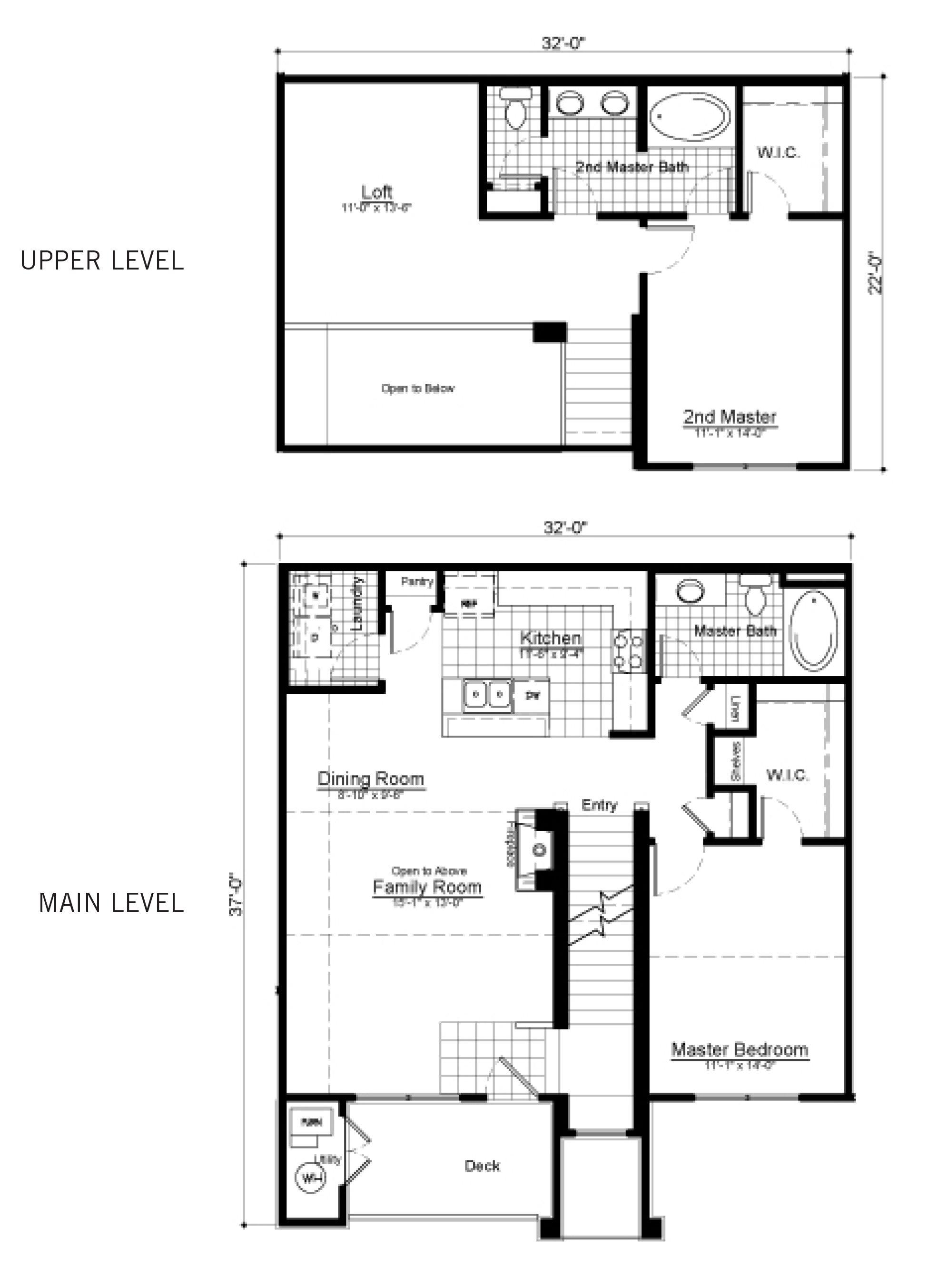 2F Floor Plan 10