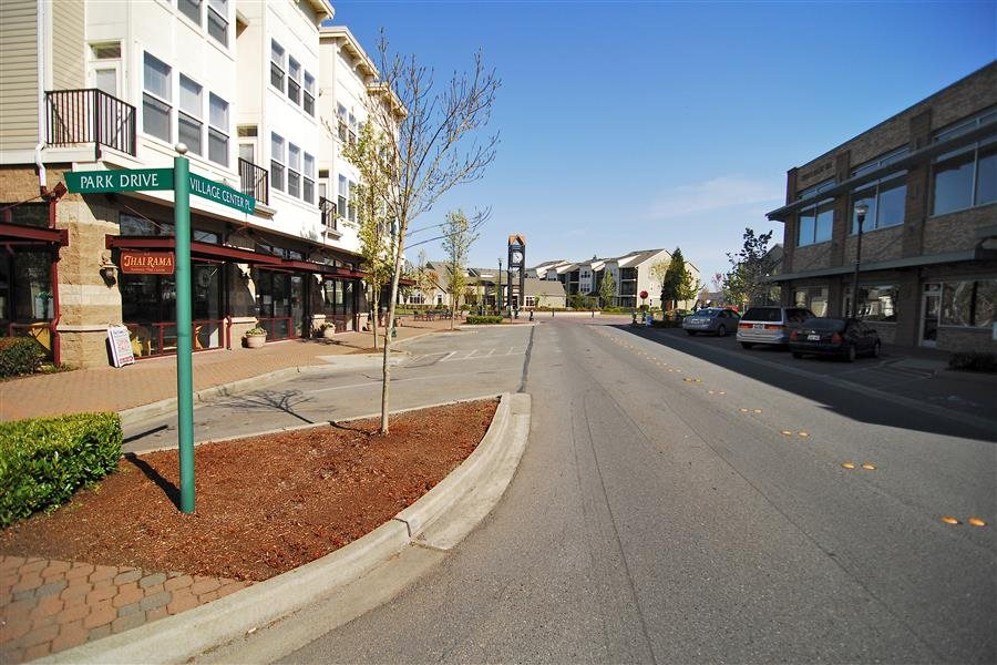 Beautiful Streets at Bella Terra Apartments, Mukilteo, WA,98275