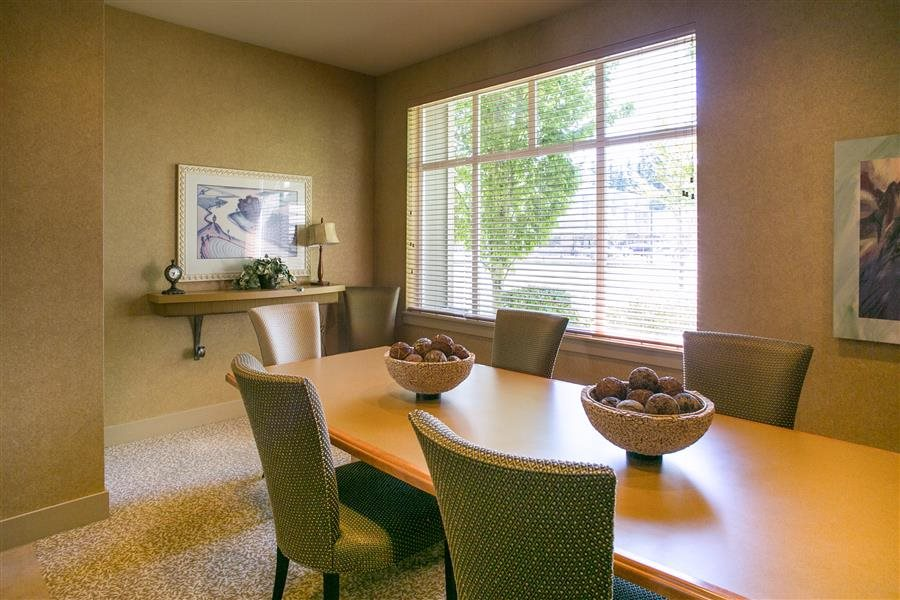 Personal Dining at Bella Terra Apartments, Mukilteo, WA,98275