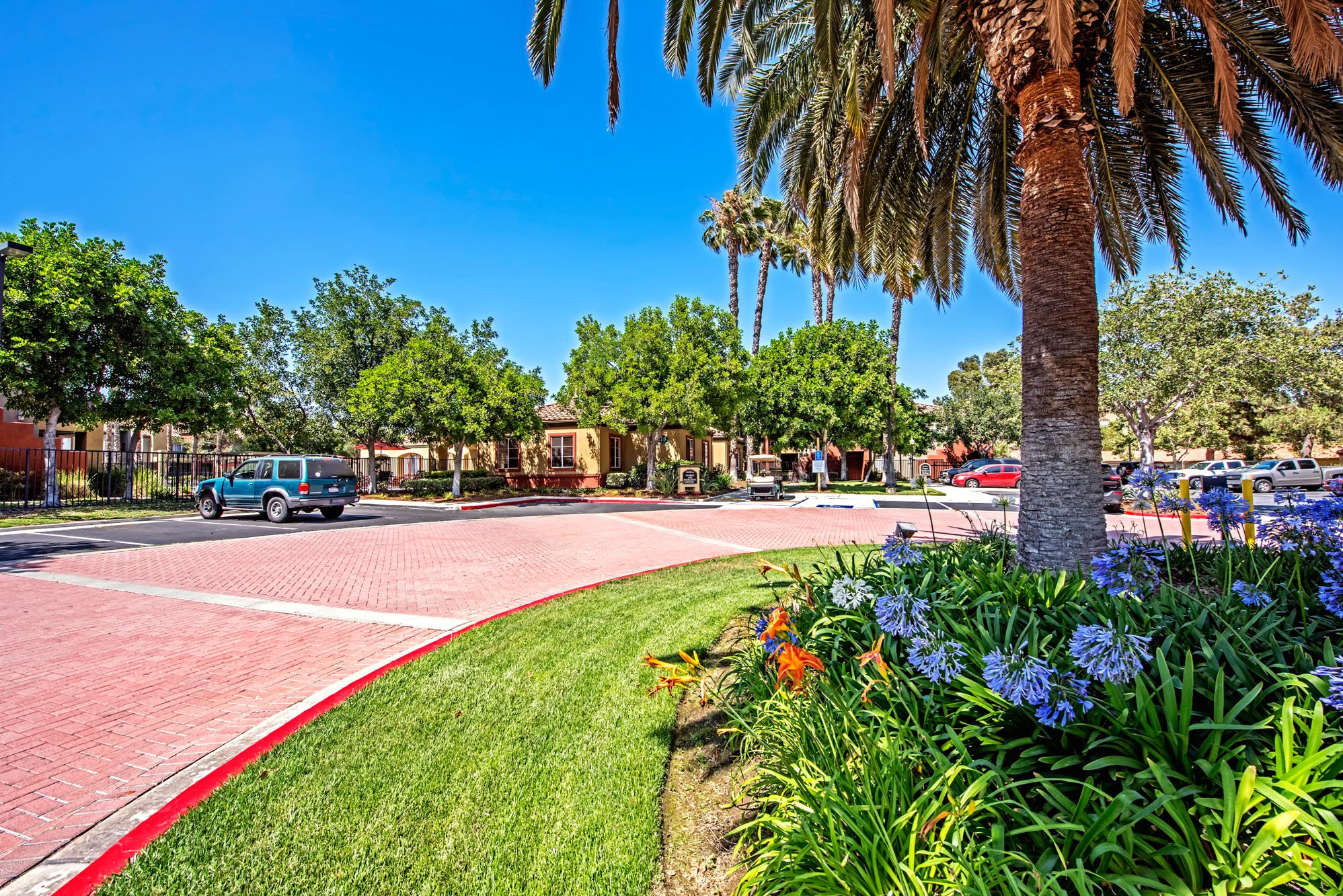 Beautifully-Landscaped Grounds  at Deerwood, Corona, CA,92879