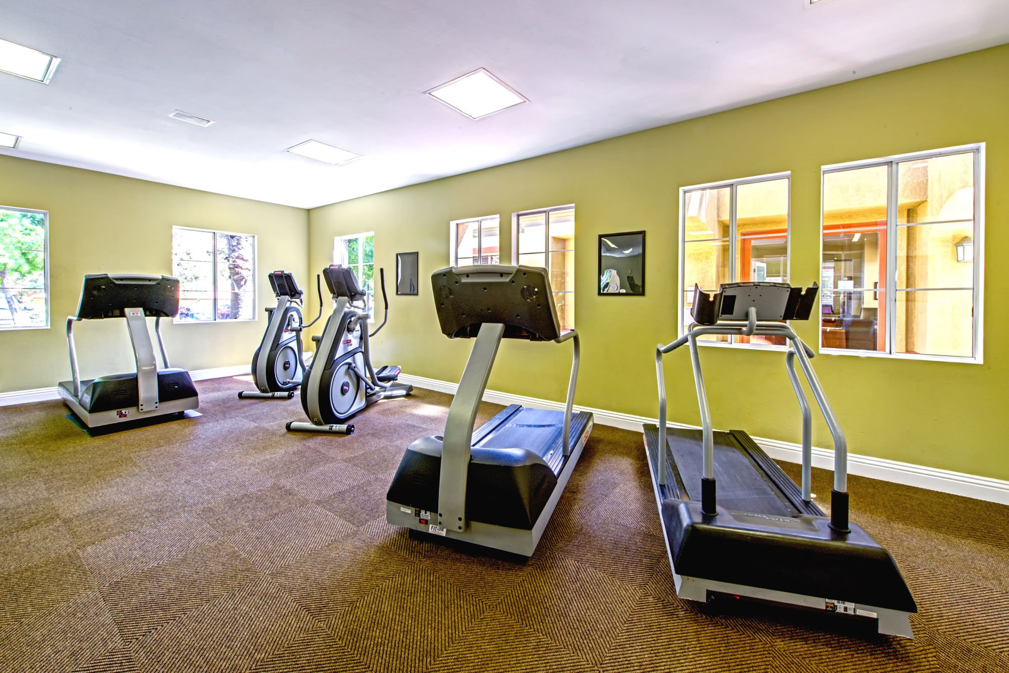 State-of-the-Art Fitness Center  at Deerwood, Corona, CA,92879
