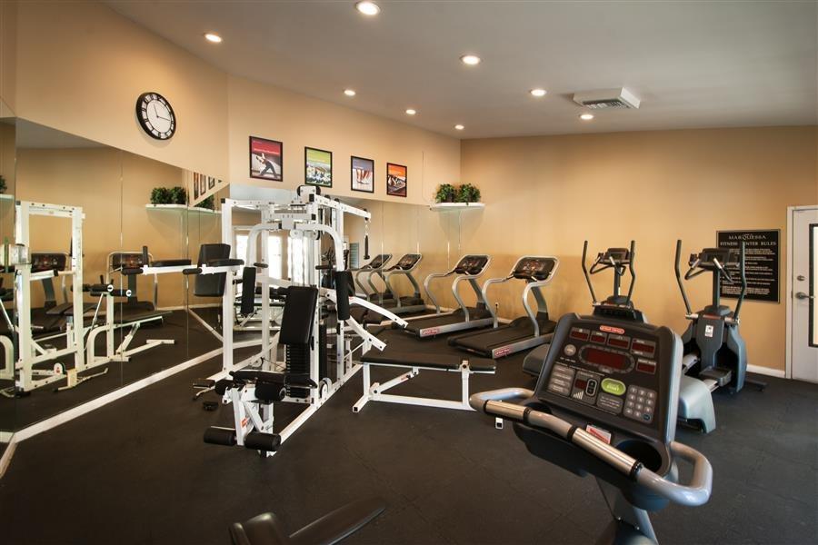 24 hour Fitness Center, at Marquessa, Corona, CA,92879