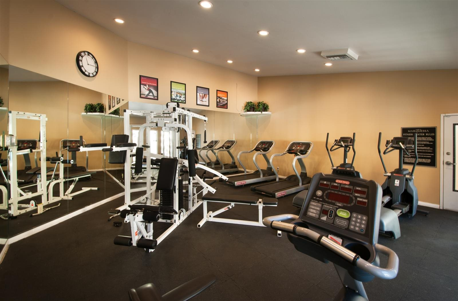 Fully Equipped Fitness Center, at Marquessa, Corona, CA, 92879