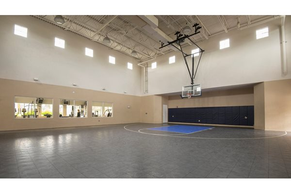 Indoor Basket Ball Court at Palm Trace Landings Apartments, 6351 Palm Trace Landings Dr, Davie, FL 33314