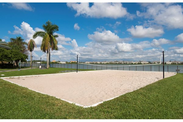 Sand Volleyball Court at Palm Trace Landings Apartments, 6351 Palm Trace Landings Dr, FL
