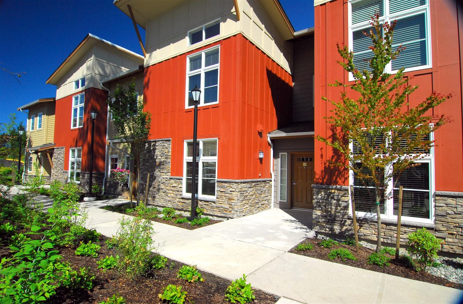 Beautiful Construction at Reunion at Redmond Ridge Apartments, Redmond, WA, 98053