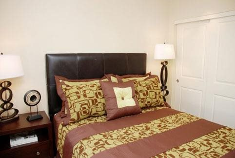 Live in cozy bedrooms at Sage Apartments, Everett, WA,98204