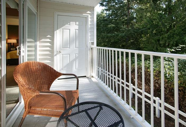 Personal Patio/Balcony at Sage Apartments, Everett, WA,98204