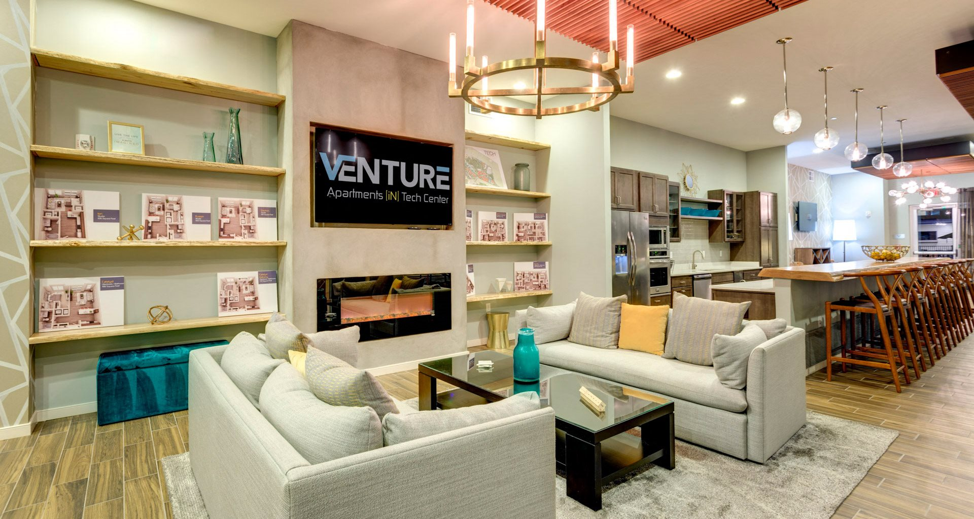 Venture Apartments iN Tech Center homepagegallery 2